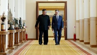 КНДР и Южная Корея договорились о возобновлении переговоров парламентариев