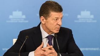 Козак: Россия готова восстановить отношения с Молдавией