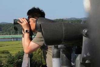 Северная и Южная Кореи разминируют границу