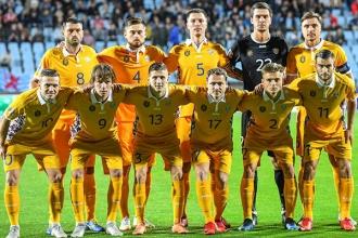 Объявлен состав сборной Молдовы на матчи с Сан-Марино и Беларусью