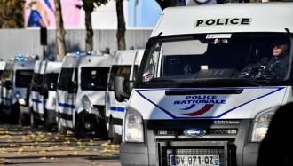 Во Франции задержали украинский грузовик перевозивший кокаин
