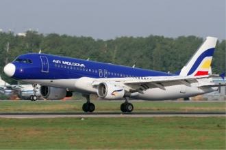 """Молдова осталась без собственного авиаперевозчика: румынская фирма выкупила """"Air Moldova"""""""