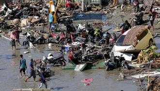 В Индонезии число погибших при землетрясении превысило 1,4 тысячи человек