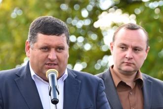 Петр Бурдужа будет баллотироваться в депутаты ПСРМ по одномандатному округу №30 в Кишиневе