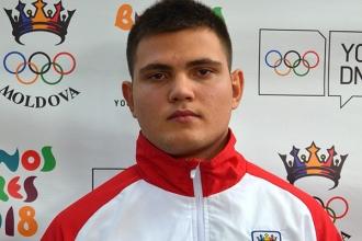 Алин Багрин занял 5-е место на юношеских Олимпийских играх