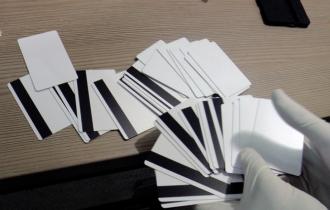 В Кишинёве преступная группировка подделывала банковские карты