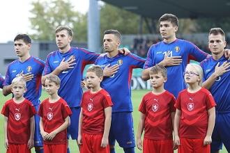 Молодежная сборная проиграла матч с Чехией