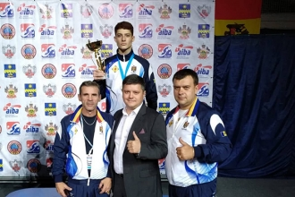 Молдавские боксёры завоевали две медали на Чемпионате Европы среди юниоров