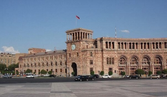 Памяти жертв землетрясения в Армении