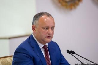 Додон: У Молдовы есть будущее, если последовательно расширять связи и на Западе, и на Востоке