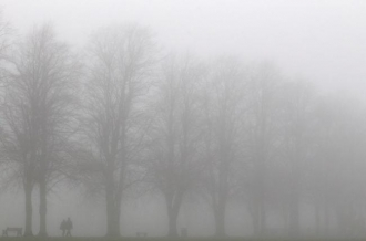 В Молдове объявлен жёлтый код из-за густого тумана