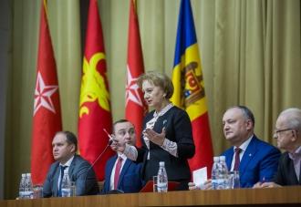 Впервые в Молдове: избирательный список ПСРМ будет на треть составлен из представителей национальных сообществ Молдовы