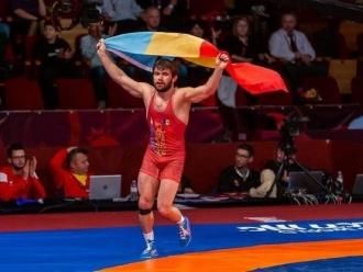 Молдавский спортсмен стал чемпионом Европы в греко-римской борьбе