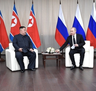 Российско-северокорейские переговоры