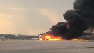 Крушение пассажирского лайнера в Шереметьево