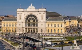 Железнодорожный вокзал в Будапеште закрывается на две недели