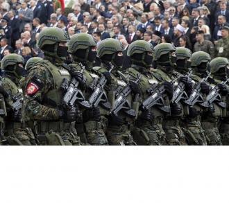 Армию Сербии привели в полную боевую готовность из-за ситуации в Косове
