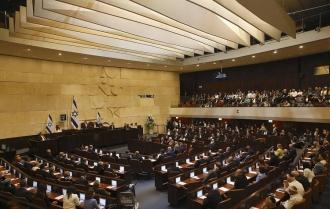 Кнессет утвердил самороспуск и повторные парламентские выборы