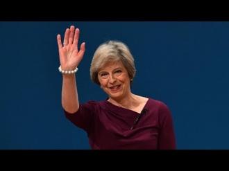 Тереза Мэй покинула кресло премьер-министра Великобритании