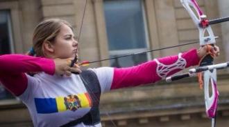 Александра Мырка станет знаменосцем Молдовы на церемонии открытия Европейских игр