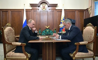 Владимир Путин выразил искренние соболезнования семьям погибших моряков-подводников
