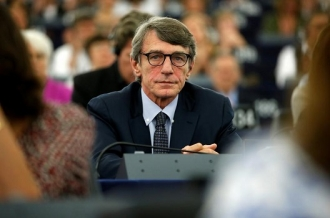 Давид-Мария Сассоли избран спикером Европарламента