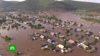Боле двух тысяч пострадавших в Иркутской области