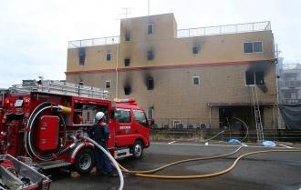 СМИ: число жертв поджога студии аниме в Киото возросло до 23