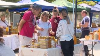 În Capitală a fost inaugurat un târg al mierii