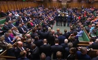 Перерыв в работе парламента