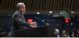 Вызовы тысячелетия - в фокусе внимания ООН