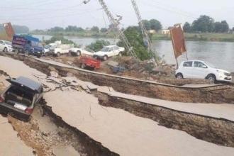 Разрушительное землетрясение в Пакистане