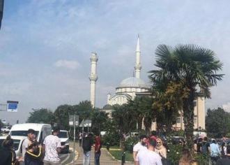 В Стамбуле произошло землетрясение, есть пострадавшие