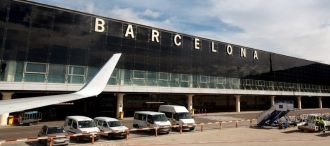 Отменены более 40 рейсов из аэропорта Барселоны