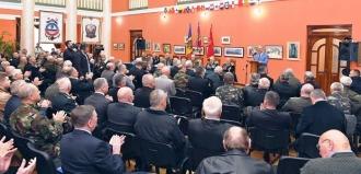 Диалог с молдавскими офицерами