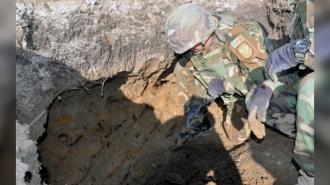 Сотни снарядов времен ВОВ обнаружены в окрестностях Тараклии
