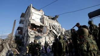 Землетрясение в Албании: погибли шесть человек