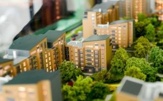 Цены на жилую недвижимость в столице снизились