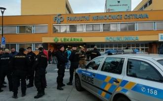 Стрельба в чешском городе Острава: шесть погибших