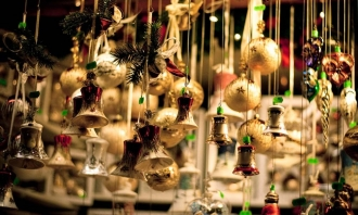 Рождественская ярмарка откроется на Ботанике 20 декабря