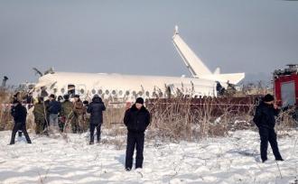 Президент Игорь Додон выразил соболезнования народу Казахстана