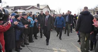 Жители страны хотят и дальше видеть Игоря Додона президентом Молдовы