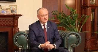 Все виновные в совершении тяжких преступлений в Молдове будут сидеть в тюрьме – Президент Додон