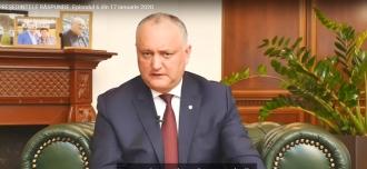 У нарушителей закона в Молдове нет пожизненной неприкосновенности – Президент Додон