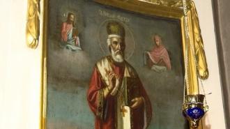 Мощи Святого Николая доставили в столицу