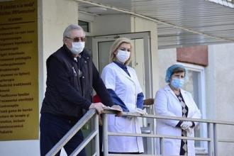 Деньги для кишиневских больниц