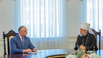 Благодатный огонь будет доставлен в Молдову и в этом году, - президент