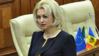 Виолетта Иванова -  депутат, от имени которого к Штефану Гацкану поступило предложение в размере 500 тыс. евро
