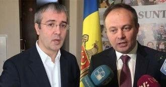 Андриан Канду и Сергей Сырбу хотели вступить в ПСРМ в 2019 году
