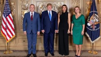 Игорь Додон направил Дональду Трампу поздравления с Днем независимости США